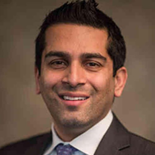 Chet Bhasin, FACHE, MBA, MS